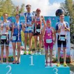 Race Results - Michael Raeleart of Germany Gets Three-Peat in the Heat at Laguna Phuket Triathlon 2017