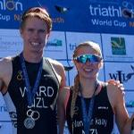 Silver Laden Day For Kiwis at ITU New Plymouth World Cup