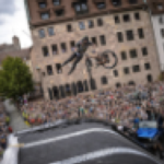 Nicholi Rogatkin puts it all on the line to snatch exciting Red Bull District Ride win.