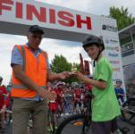 New global car park cycling series hits New Zealand on Sunday