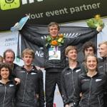 Tim Robertson third in Junior World Orienteering Champs Sprint